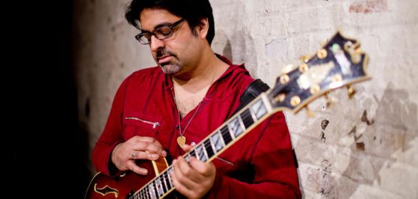 Rez Abbasi<br /><em>Invocation</em> feat. Vijay Iyer, Rudresh Mahanthappa & Dan Weiss