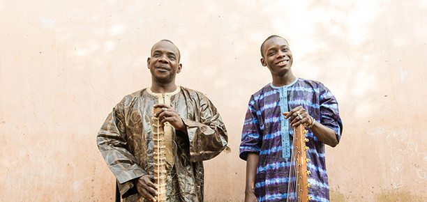 Toumani <br />& Sidiki Diabaté
