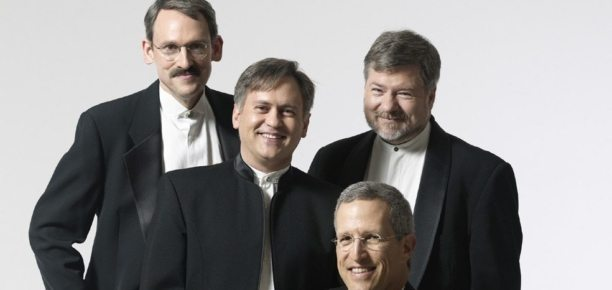 Orion String Quartet with Peter Serkin