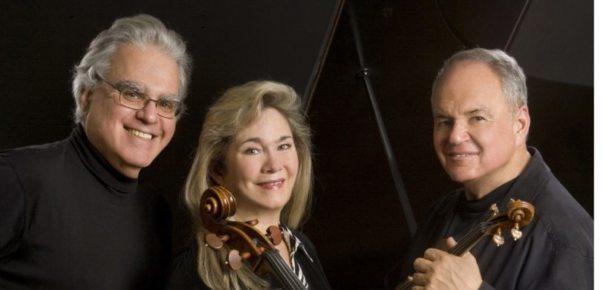 Miami String Quartet + Kalichstein-Laredo-Robinson Trio