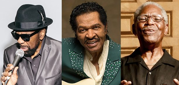 <em>Take Me to The River</em>: Memphis Soul & R&B Revue <br>featuring William Bell, Bobby Rush & Don Bryant