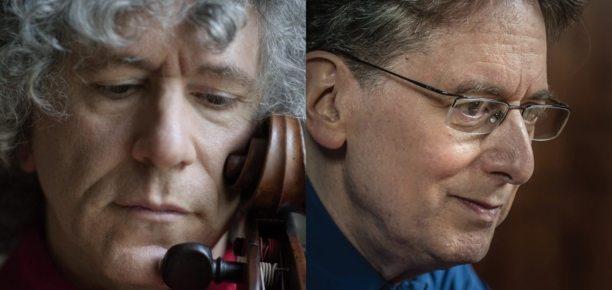 Steven Isserlis, Cello & Robert Levin, Fortepiano
