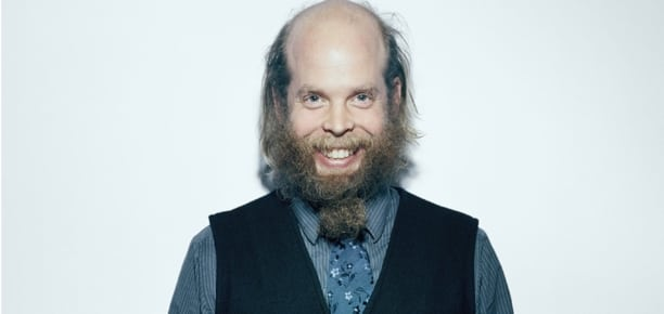 "Will Oldham a.k.a. Bonnie ""Prince"" Billy 