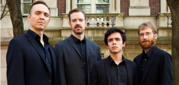 JACK Quartet | Georg Friedrich Haas: String Quartet No. 9