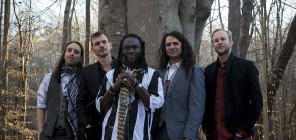 Music in the Gardens: Diali Cissokho & Kaira Ba