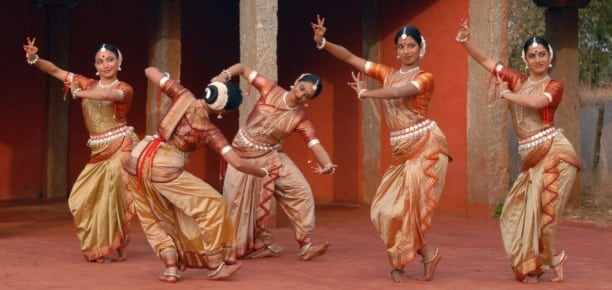 Community Dance Workshop with Nrityagram Dance Ensemble & Chitrasena Dance Company