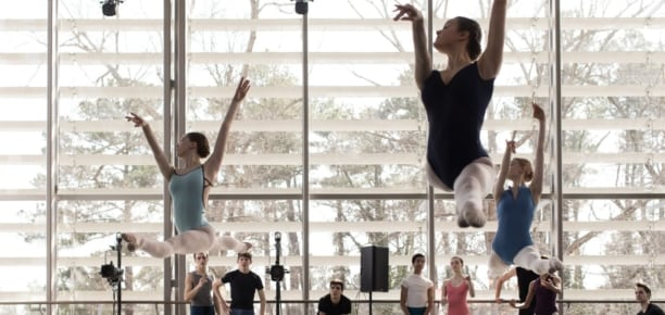 American Ballet Theatre Master Class No. 1 with Petrusjka Broholm
