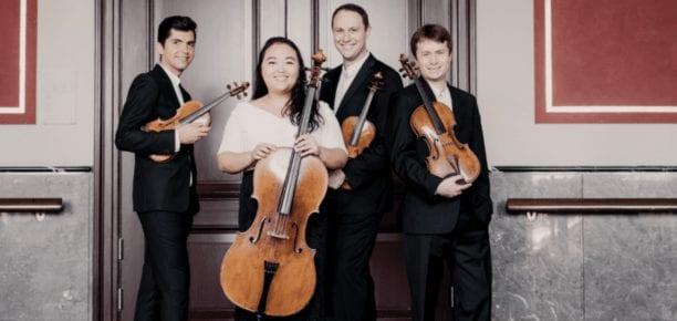 Calidore String Quartet: Chamber Music Master Class