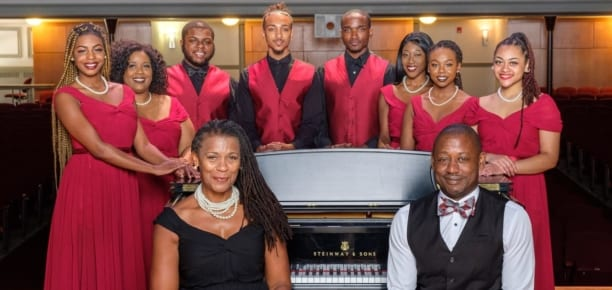 In the Jazz Tradition: NCCU Vocal Jazz Ensemble