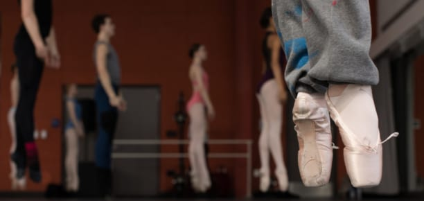 American Ballet Theatre Master Class with Sascha Radetsky