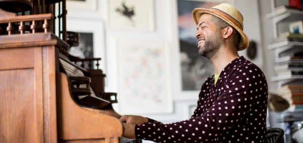 In Conversation: Jason Moran