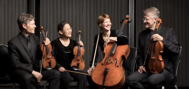 Ciompi Quartet <br>featuring Molly Morkoski, Piano <br><em>Songs, Games & Messages</em>