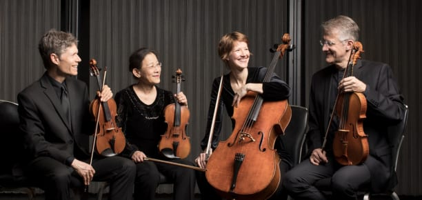 Ciompi Quartet <br>featuring The Lark Quartet <br>& Laura Sewell, Cello <br><em>Of the Cloth</em>