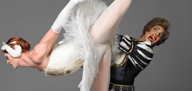 Les Ballets Trockadero de Monte Carlo <br>(The Trocks)