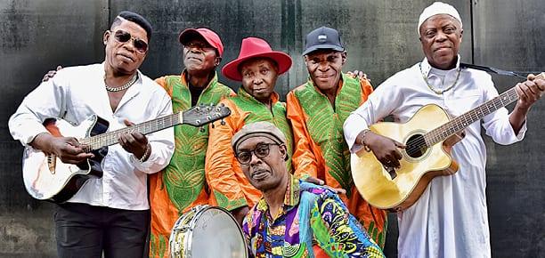 Black Atlantic: <br>Orchestre Les Mangelepa <br><em>Kenya/Congo</em>