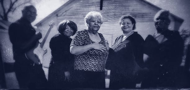 <em>Music Maker 25</em> <br>Gospel: <br>The Glorifying Vines Sisters