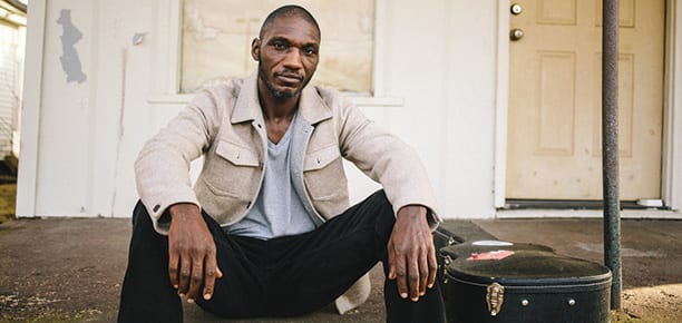 Music in the Gardens: <br>Cedric Burnside
