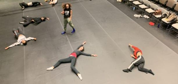 MonuMEnts: Stefanie Batten Bland Movement Intensive Public Showing