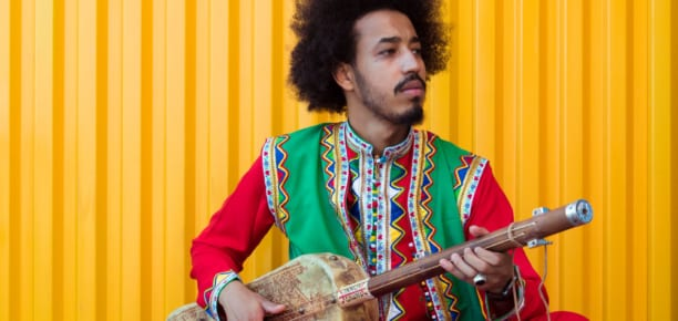Gnawa LanGus: Community Music & Dance Workshop