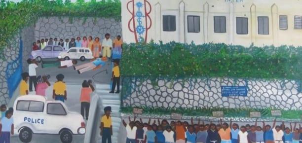 'Radio Haïti-Inter: Three Decades of Resistance' Exhibit