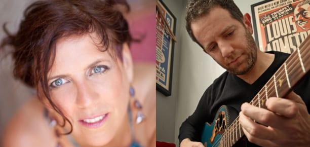 Livestream: Kate McGarry & Keith Ganz