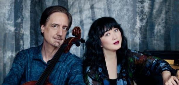 David Finckel, Cello & Wu Han, Piano, with Arnaud Sussmann, Violin & Paul Neubauer, Viola