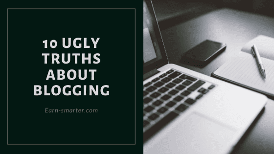 This is 10 truths about blogging. This is blogging tips that no oen tells you.