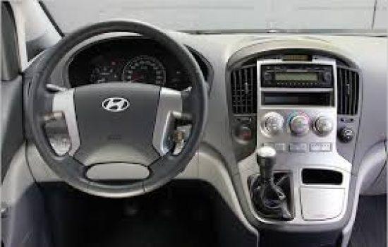 Car rental Hyundai H1 2.5 in Batumi