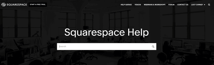 squarespace-help