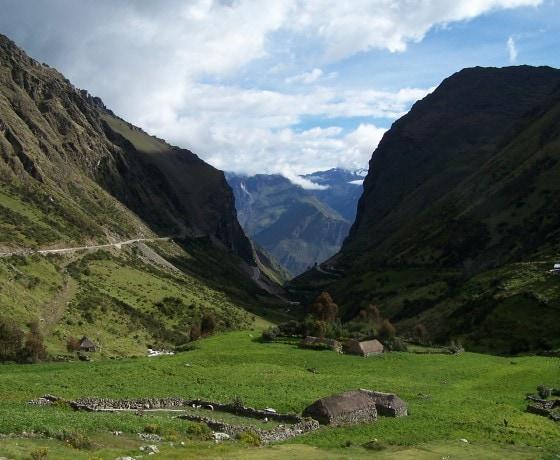 Voyage vélo route Pérou