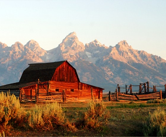 Voyage vélo route Montana Yellowstone États-Unis