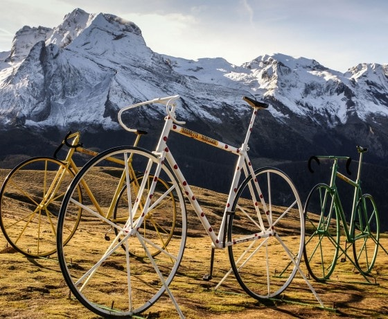 Vélo Pyrénées - Sur La Route