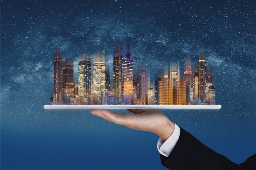 Hard property market weighs on commercial real estate firms