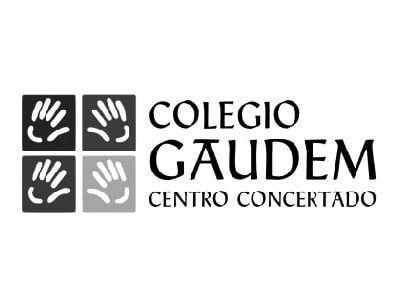 Logo del Colegio Gaudem, Madrid