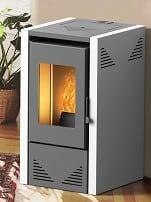 Пелетнa каминa топловъздушнa Mareli Jade 5 kW