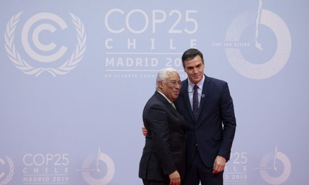 António Costa e Pedro Sánchez trocam mensagens de fraternidade pelas redes sociais