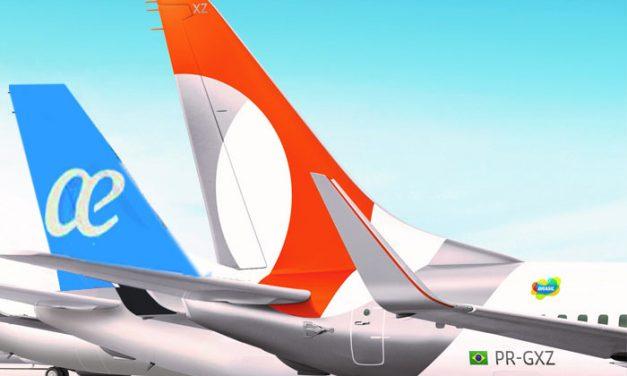 Acordo entre a espanhola Air Europa e a brasileira GOL Linhas Aéreas para voar dentro do Brasil