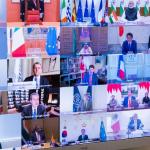 Guterres pide al G-20 un plan de guerra coordinado y solidario contra al coronavirus
