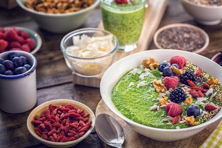 7 tipos de antioxidantes usted necesita más de + Top Fuentes alimenticias
