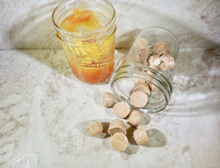 Casera Tos-3 Ingrediente gotas que funcionan de forma instantánea