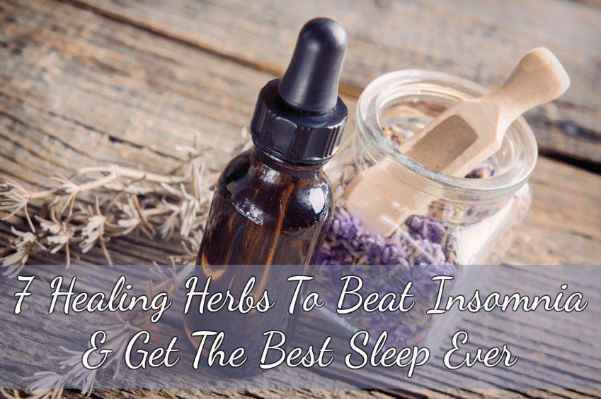 7 hierbas curativas Para vencer el insomnio y obtener el mejor sueño que he tenido