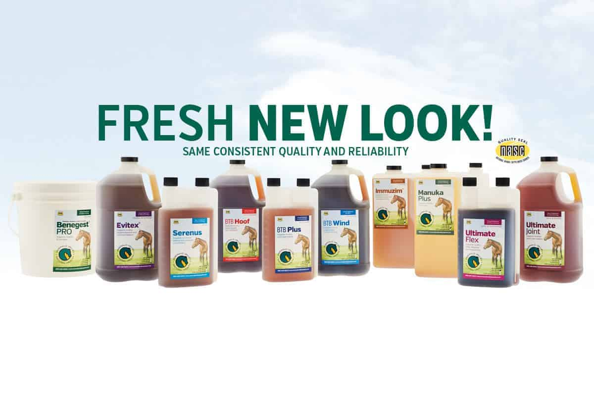New Look, Same Trusted Formulas