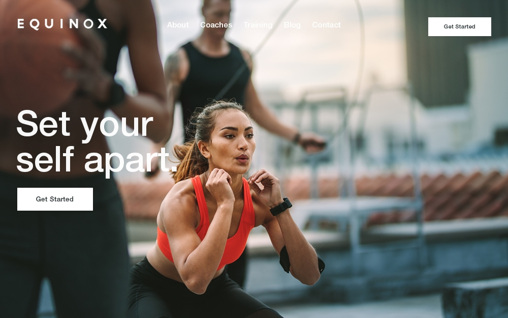 Personal Trainer Websites