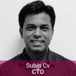 Enerex Team - Subin Cv, CTO