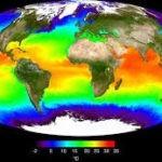 Los océanos han batido récords de calor en el pasado año 2019