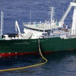 Palangreros de A Guarda llegan a un acuerdo con Gijón para incorporar alumnos de FP en los barcos