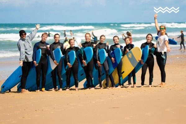 anglais surf