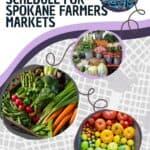your guide to farmers markets in spokane, washington