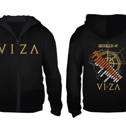 WORLD OF VIZA Hoody