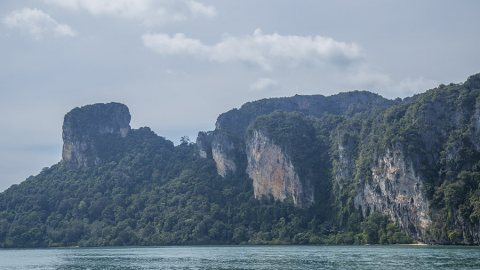 "Island Hopping off Krabi, Thailand with the ""4 Islands Tour"""